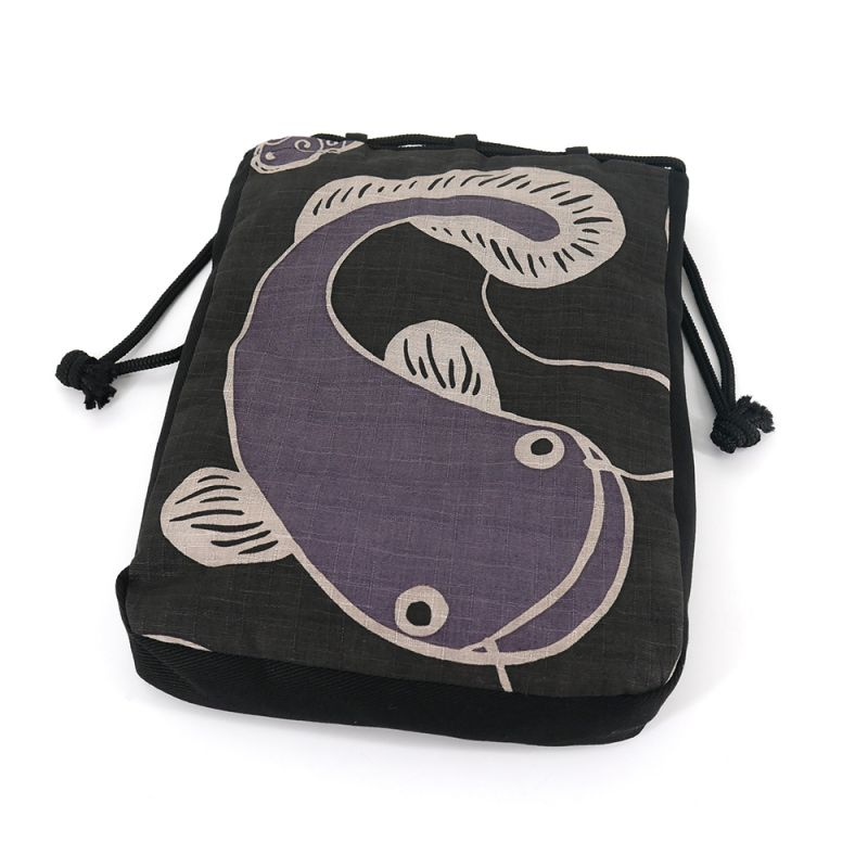 Japanese cotton shingen bag - CATFISH