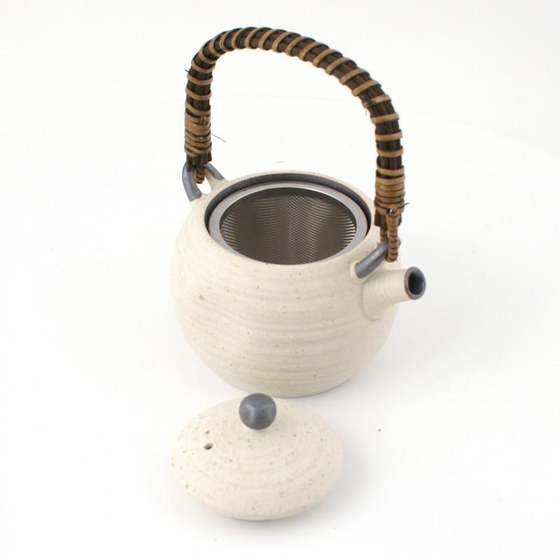 Japanese cotton shingen bag - SHINGEN KOI