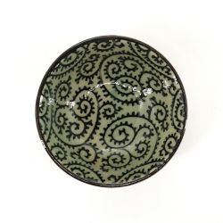 Small Japanese ceramic bowl - KARAKUSA