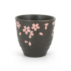 Japanese tea cup sakura flowers - HANA NO SAKURA