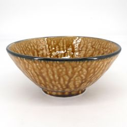 Japanese yellow ramen bowl - AYA IRAPO