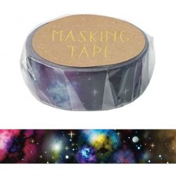 Masking Tape - GALAXY WASHI TAPE - galaxy