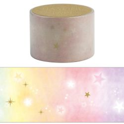 Masking Tape - STARRY SKY WASHI TAPE - Starry sky