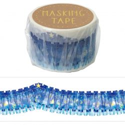 Masking Tape - LACE CURTAIN WASHI TAPE - Tenda in pizzo