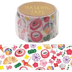 Masking Tape - JAPAN STYLE WASHI TAPE - Japan Style