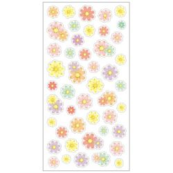 Masking stickers - FLOWER