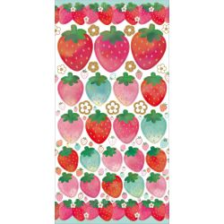 Masking stickers - STRAWBERRY