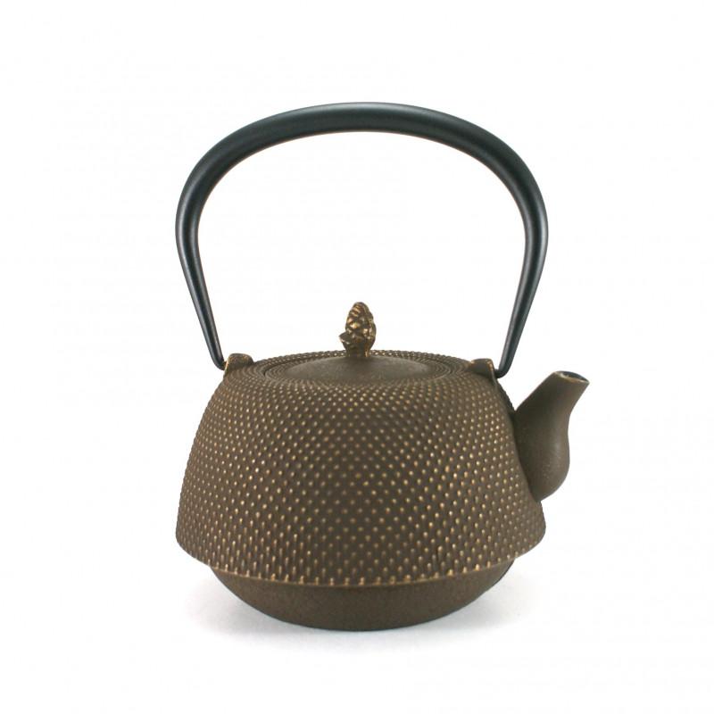 Small Makura cushion with food motif, purple - MAKURA SHOKUMOTSU