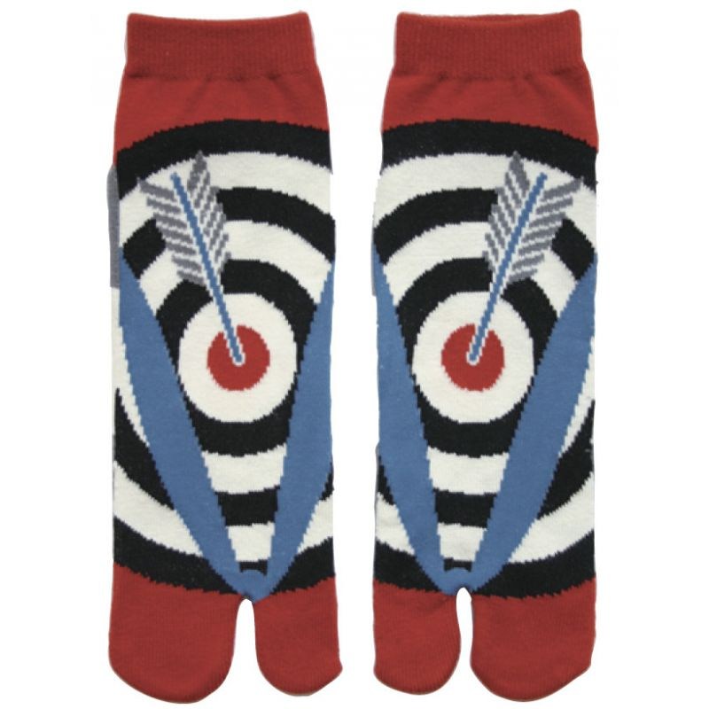 Japanese cotton tabi socks, MOKUHYO