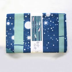 Japanese cotton towel - TENUGUI - TAKE