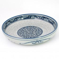Japanese cotton towel - TENUGUI - KOINOBORI