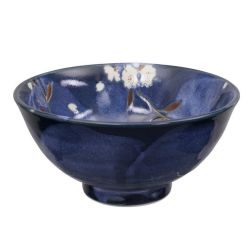 Japanische Keramiksuppenschüssel - SAKURA