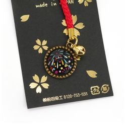 Decorative charm for key and phone - HANABI CHARM
