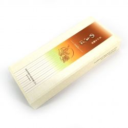 Box of 150 incense sticks - NOKIBA - Jardin de Mousse