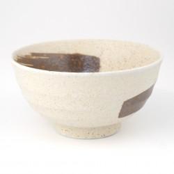 Japanese ceramic bowl with frog - KEROKERO