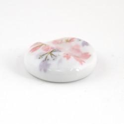 Japanese ceramic donburi bowl - AO KON