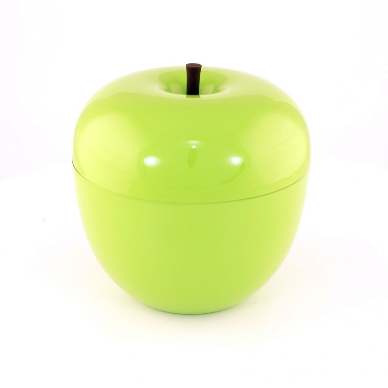 Japanese lunch box, APPURU, Green apple