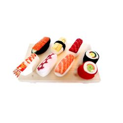 Japanese sushi socks - SHRIMP