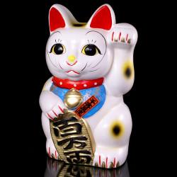 japanische brotdose Bento box L, MANEKINEKO, gelb