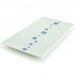 Grimaldello per Ikebana, doppio cerchio - 10,8 x 6,5 cm