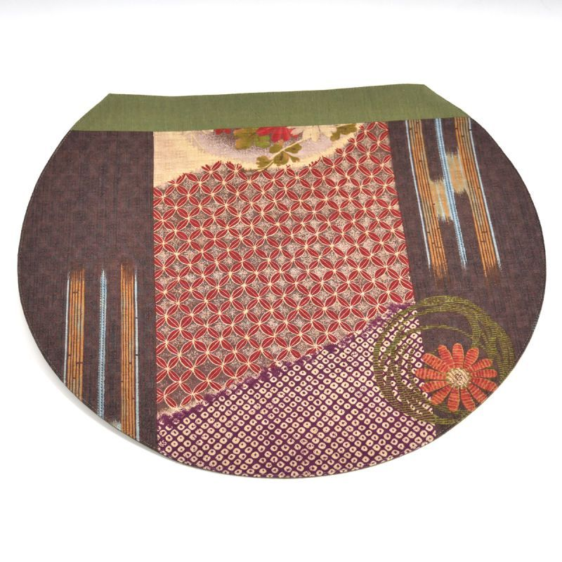 Table set in fabric - MIDORI  SAMAZAMANA