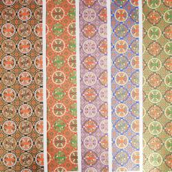 Puzzle paper art cat...