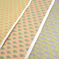 Puzzle paper art dog Akita...