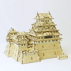 Puzzle artistico in legno...